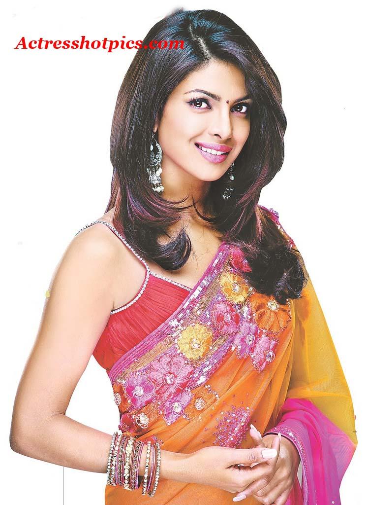 Actress Priyanka Chopr...